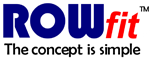 ROWfit | Concept2 Rowing Machines RowErgs | BikeErgs | SkiErgs | Accessories Ireland Logo